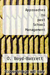 Cover of Approaches to past School Management EDITIONDESC (ISBN 978-0063182639)
