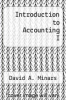cover of Introduction to Accounting I