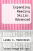 cover of Expanding Reading Skills: Advanced (2nd edition)