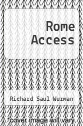 Cover of Rome Access 2 (ISBN 978-0067725108)