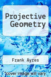 Cover of Projective Geometry EDITIONDESC (ISBN 978-0070026575)