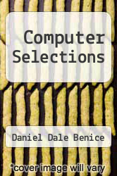 Cover of Computer Selections EDITIONDESC (ISBN 978-0070045439)