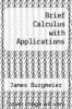 cover of Brief Calculus with Applications