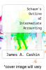 cover of Schaum`s Outline of Intermediate Accounting (2nd edition)