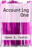 cover of Accounting One