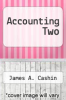 cover of Accounting Two