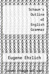 Cover of Schaum