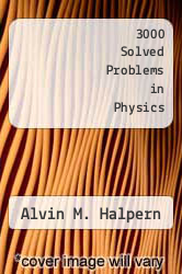 Cover of 3000 Solved Problems in Physics 88 (ISBN 978-0070256361)