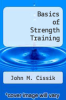 cover of Basics of Strength Training