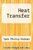cover of Heat Transfer (7th edition)