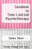 cover of Casebook in Time-Limited Psychotherapy