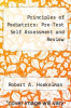 cover of Principles of Pediatrics: Pre-Test Self Assessment and Review