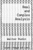 cover of Real and Complex Analysis (2nd edition)