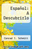 cover of Espanol: A Descubrirlo (4th edition)