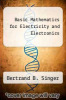 cover of Basic Mathematics for Electricity and Electronics (5th edition)