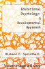 cover of Educational Psychology: A Developmental Approach (5th edition)