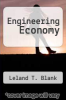 cover of Engineering Economy (2nd edition)