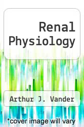 Cover of Renal Physiology EDITIONDESC (ISBN 978-0070669574)