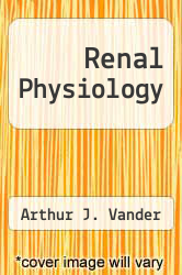Cover of Renal Physiology 3 (ISBN 978-0070669598)