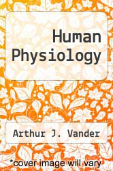 Cover of Human Physiology 3 (ISBN 978-0070669611)