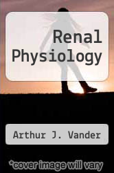 Cover of Renal Physiology 4 (ISBN 978-0070669741)