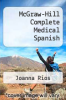 cover of McGraw-Hill Complete Medical Spanish (2nd edition)
