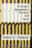cover of Strategic Management: Concepts and Cases (12th edition)
