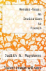 cover of Rendez-Vous: An Invitation to French (6th edition)