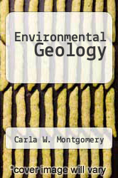 Cover of Environmental Geology 8 (ISBN 978-0072826913)
