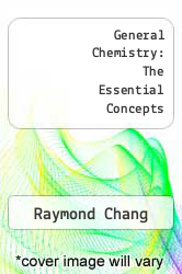 Cover of General Chemistry: The Essential Concepts 4 (ISBN 978-0072828382)