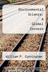 Cover of Environmental Science: A Global Concern 9 (ISBN 978-0072830897)