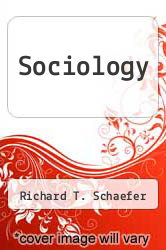 Cover of Sociology 9 (ISBN 978-0072886924)