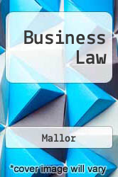 Cover of Business Law 13 (ISBN 978-0072933994)