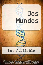 Cover of Dos Mundos EDITIONDESC (ISBN 978-0072959253)