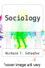 cover of Sociology (6th edition)