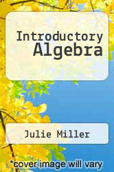 Cover of Introductory Algebra 1 (ISBN 978-0073023106)