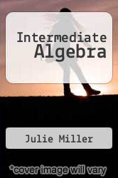 Cover of Intermediate Algebra EDITIONDESC (ISBN 978-0073023267)