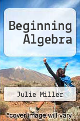 Cover of Beginning Algebra 2 (ISBN 978-0073028712)