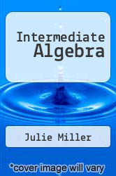 Cover of Intermediate Algebra 2 (ISBN 978-0073028729)