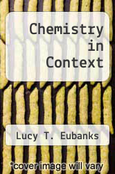 Cover of Chemistry in Context 6 (ISBN 978-0073048765)