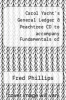 cover of Carol Yacht`s General Ledger & Peachtree CD to accompany Fundamentals of Financial Accounting, 2/e (2nd edition)