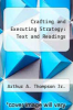 cover of Crafting and Executing Strategy: Text and Readings (15th edition)