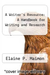 Cover of A Writer