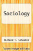 cover of Sociology (7th edition)