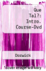 cover of Que Tal?: Intro. Course-Dvd (7th edition)