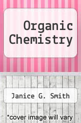Cover of Organic Chemistry 3 (ISBN 978-0073375625)