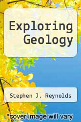 Cover of Exploring Geology 2 (ISBN 978-0073376684)