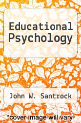Cover of Educational Psychology 4TH 09 (ISBN 978-0073378589)