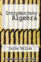 Cover of Introductory Algebra 2 (ISBN 978-0073406091)