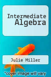 Cover of Intermediate Algebra 2 (ISBN 978-0073406107)